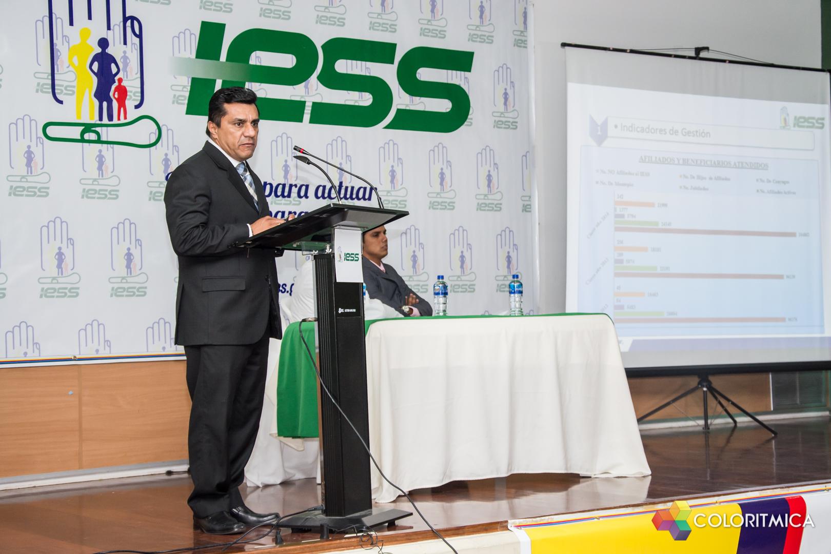 I.E.E.S. – Rendición de Cuentas