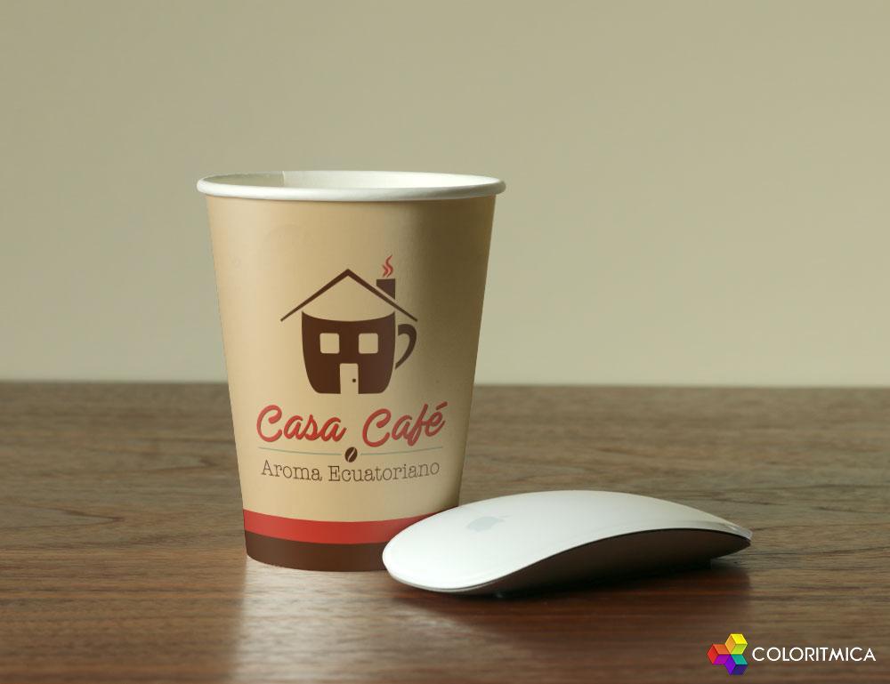 Branding – Casa Café